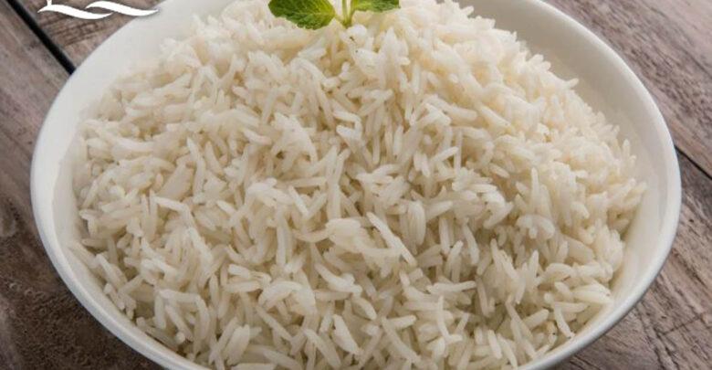 برنج فجر کشت لند