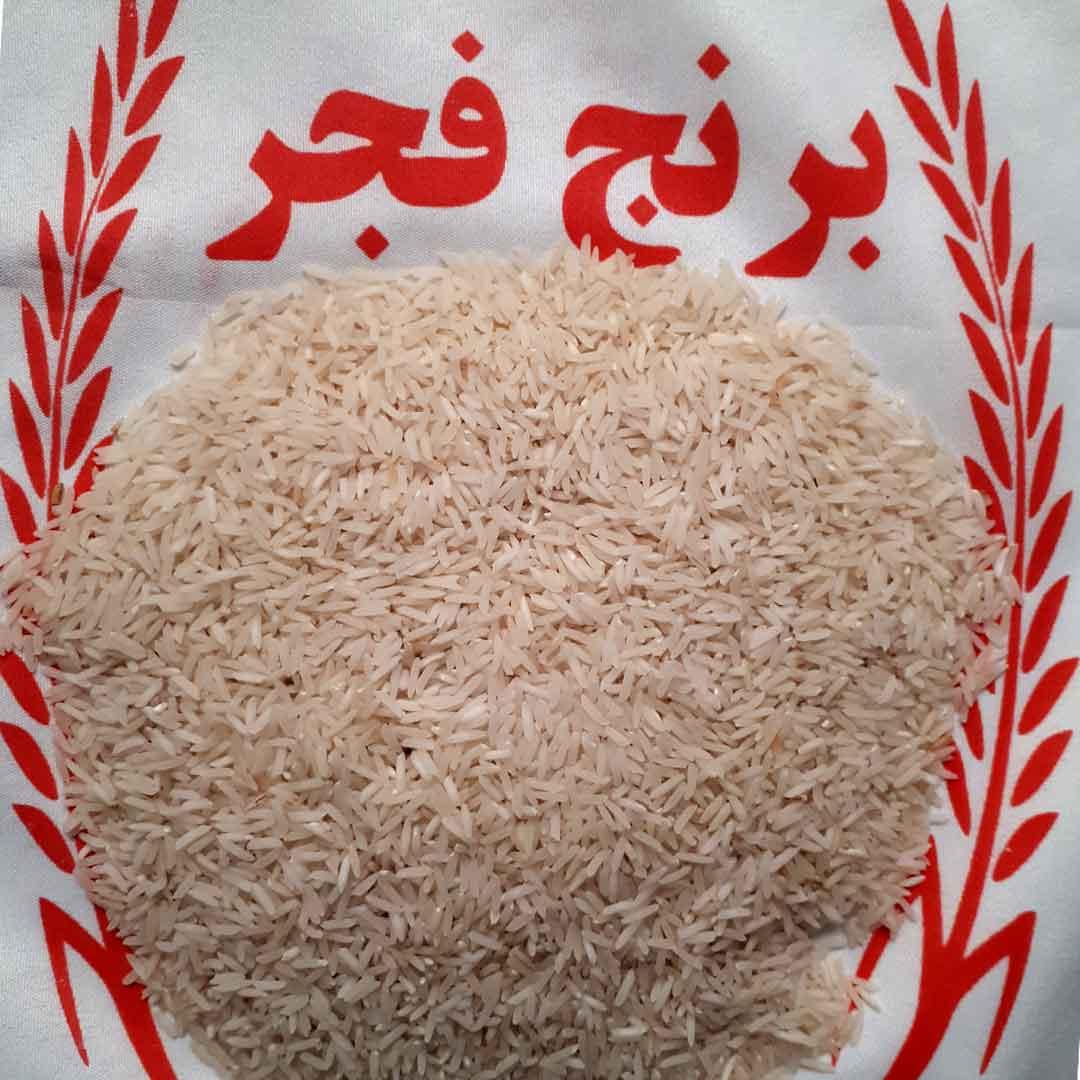 برنج فجر - برنج کشت لند - 10 کیلو