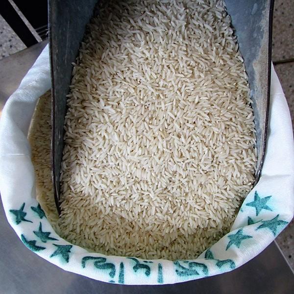 برنج طارم هاشمی فوق اعلا فریدونکنار - برنج بهزاد - 10 کیلو